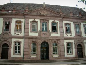 Colmar - Building of the county court
