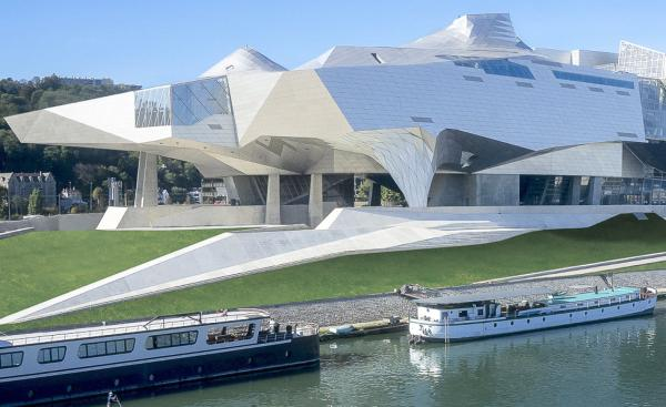 The Confluences Museum - Tourism, holidays & weekends guide in the Rhône