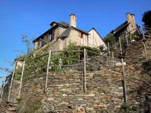 Conques 37 images de qualit en haute d finition - Jardin fleuri meaning colombes ...