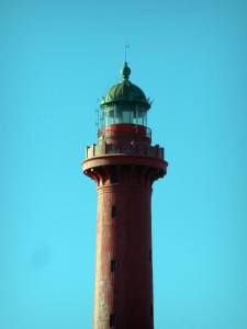 La Coubre lighthouse - Top of the lighthouse
