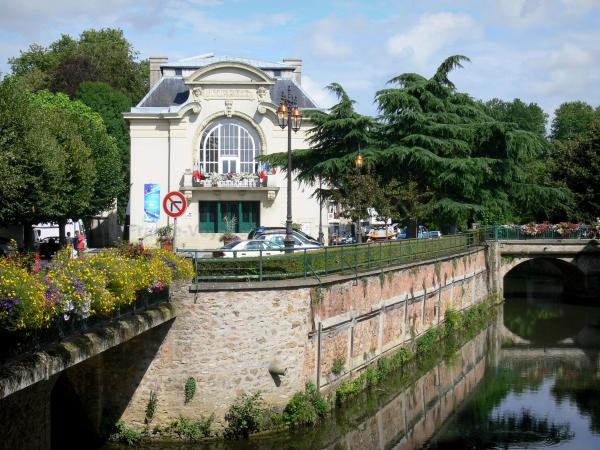 Le coulommiers - Guide gastronomie, vacances & week-end en Seine-et-Marne