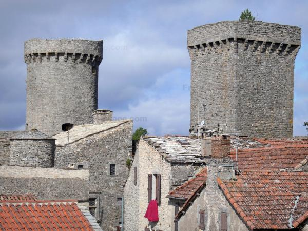 La Couvertoirade - Tourism, holidays & weekends guide in the Aveyron