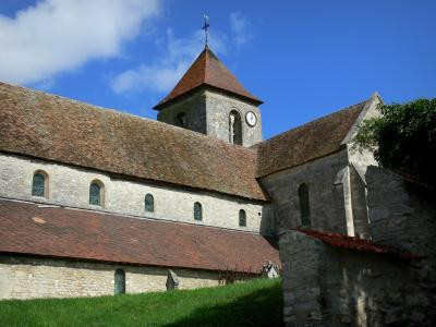 Crugny church