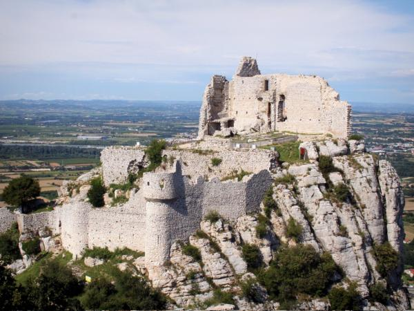 Crussol Castle - Tourism, holidays & weekends guide in the Ardèche