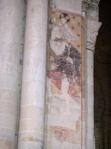 Cunault 9 images de qualit en haute d finition for Fresque murale definition