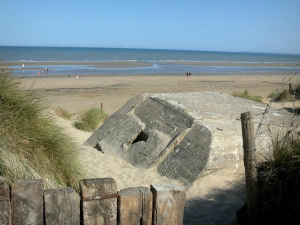 The D-Day Landing Beaches - Tourism, holidays & weekends guide in Normandy