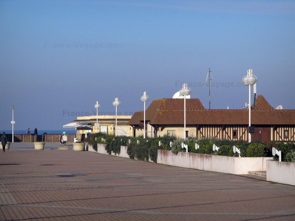 Rencontre e tourisme deauville