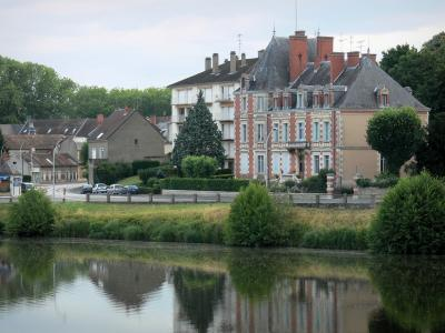 Decize guide tourisme vacances for Appart hotel nevers
