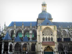 Dieppe - Saint Jacques church