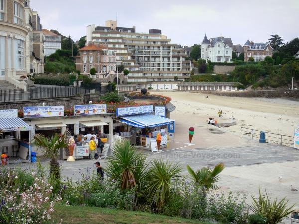 Dinard - Tourism, holidays & weekends guide in the Ille-et-Vilaine
