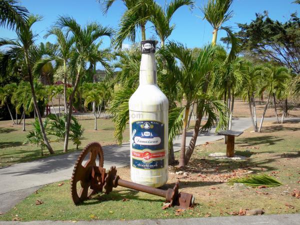 distillerie rhum guadeloupe