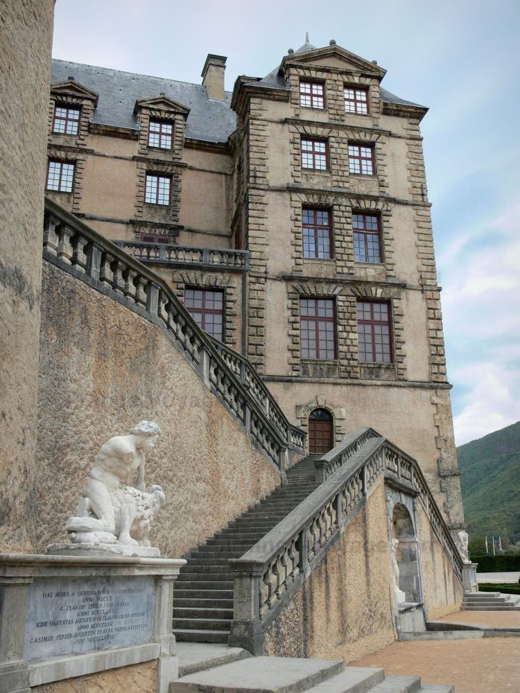 Restaurant Chateau Vizille