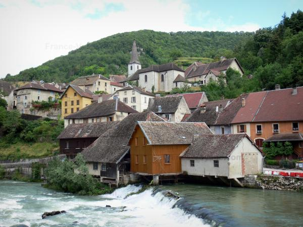 Guide of the Doubs - Tourism, holidays & weekends in the Doubs