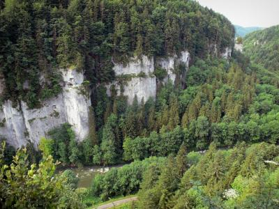 Doubs gorges