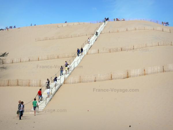 The dune of pilat tourism holiday guide - Restaurant dune du pyla ...