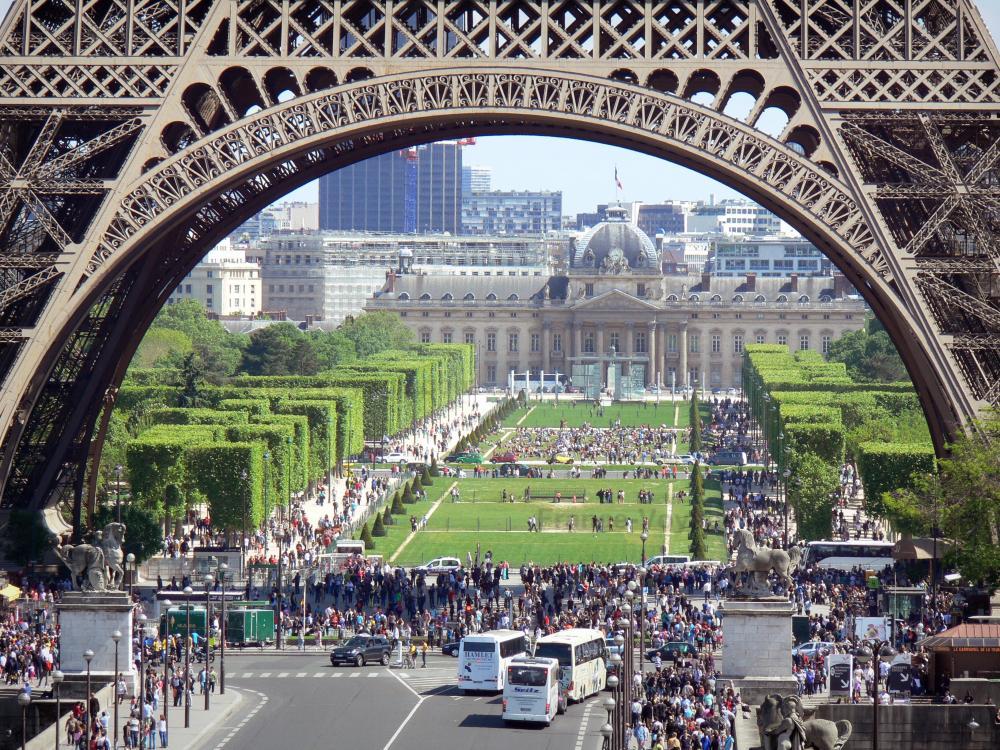 Bilder Eiffelturm F 252 Hrer Tourismus Amp Urlaub