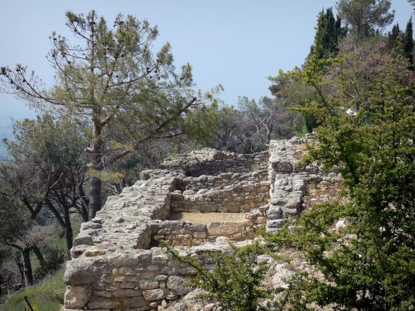 The Ensérune oppidum - Tourism, holidays & weekends guide in the Hérault