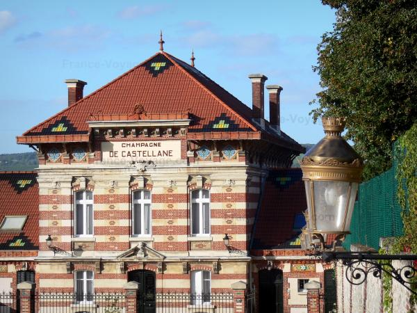 Épernay - Tourism, holidays & weekends guide in the Marne