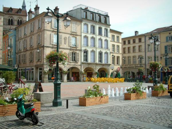 Épinal - Tourism, holidays & weekends guide in the Vosges
