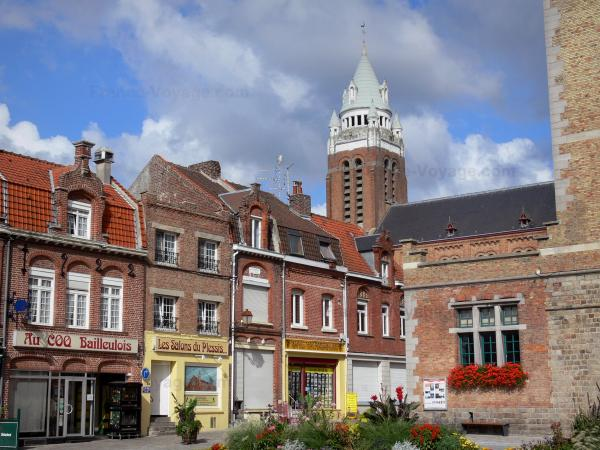 Guide of Flandre-Artois - Tourism, holidays & weekends in Flandre-Artois