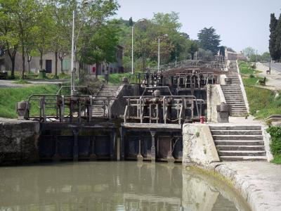 Fonséranes locks