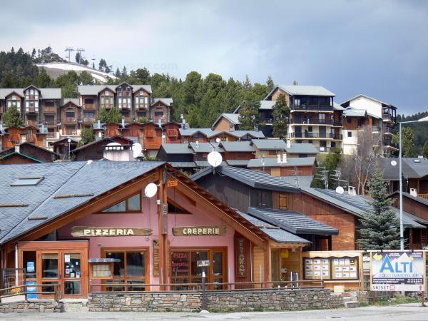 Font romeu pyr n es 2000 guide tourisme vacances - Office tourisme pyrenees 2000 ...