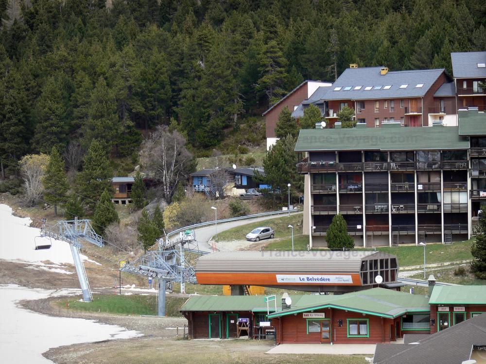 Photos font romeu pyr n es 2000 guide tourisme vacances - Office tourisme pyrenees 2000 ...