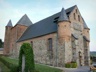 Fortified churches of Thiérache