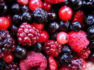 Fruits rouges - Fruits rouges