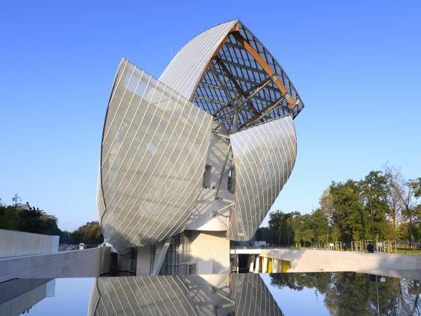9fa0d4322 La Fundación Louis Vuitton - Guía turismo, vacaciones y fines de semana en  París