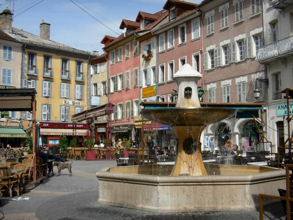 Gap - Tourism, holidays & weekends guide in the Hautes-Alpes