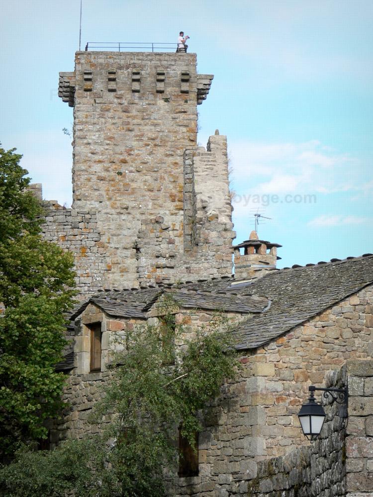 Foto la garde gu rin guida turismo e vacanze for Piani di casa castello medievale