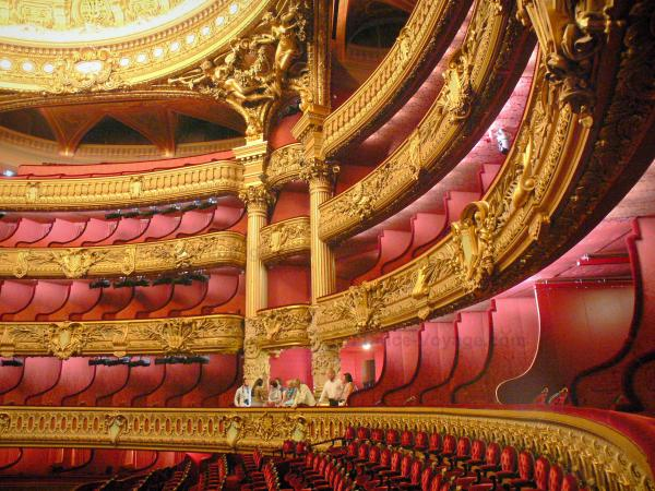 The Garnier Opera House - Tourism, holidays & weekends guide in Paris