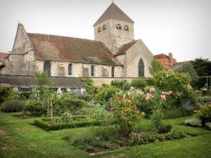 Gärten von Viels-Maisons - Führer Tourismus & Urlaub