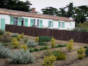 Georges Clemenceau's house - House and garden
