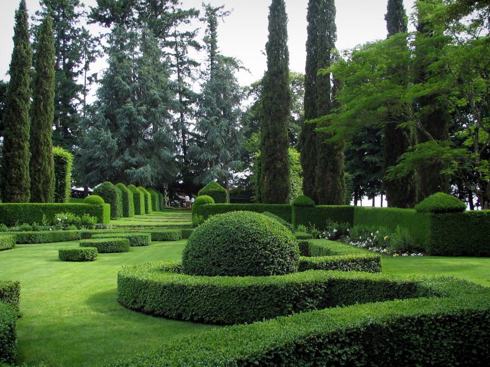 Foto giardini del maniero di eyrignac 15 immagini di - Giardino francese ...