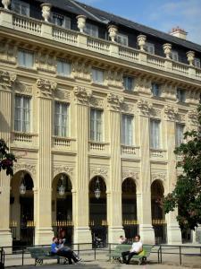 Giardino jardin du palais royal 10 immagini di qualit for Boutique hotel definizione
