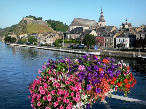 Givet - Tourism, holidays & weekends guide in the Ardennes