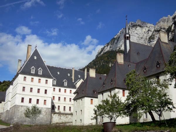 Grande Chartreuse monastery - Tourism, holidays & weekends guide in the Isère
