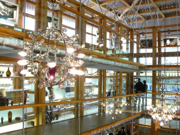 la grande place saint louis crystal museum tourism holiday guide