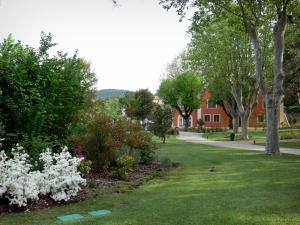 Gréoux-les-Bains - Führer Tourismus & Urlaub