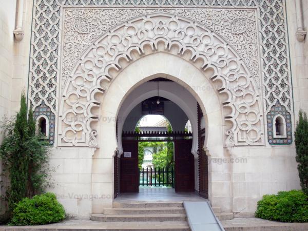 Where Is The Restaurant Grande Mosque Paris