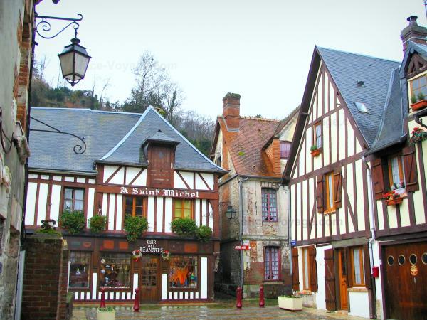 Guide de haute normandie tourisme vacances week end for Haute normandie tourisme