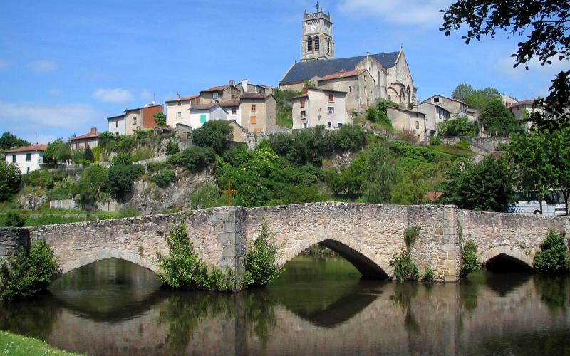 Villes villages de la haute vienne tourisme vacances for Haute vienne