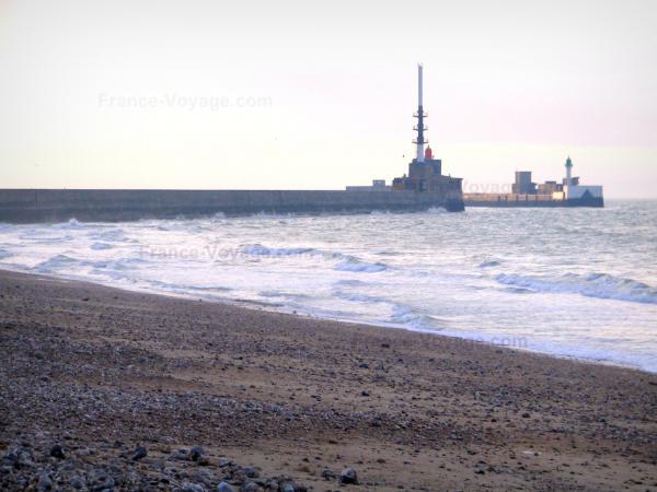 Le havre 11 images de qualit en haute d finition - La plage parisienne port de javel haut ...