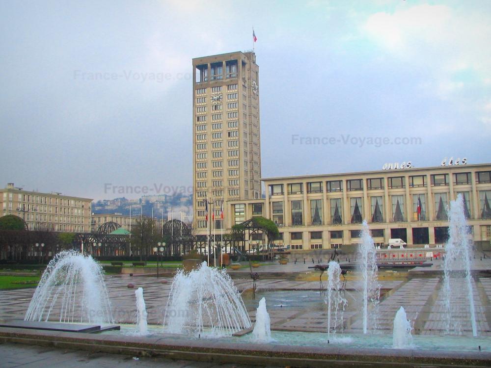 Foto le havre guida turismo e vacanze for Piscine le havre