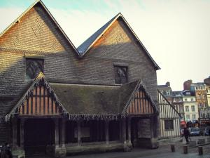 Honfleur - Sainte-Catherine church (wooden building)