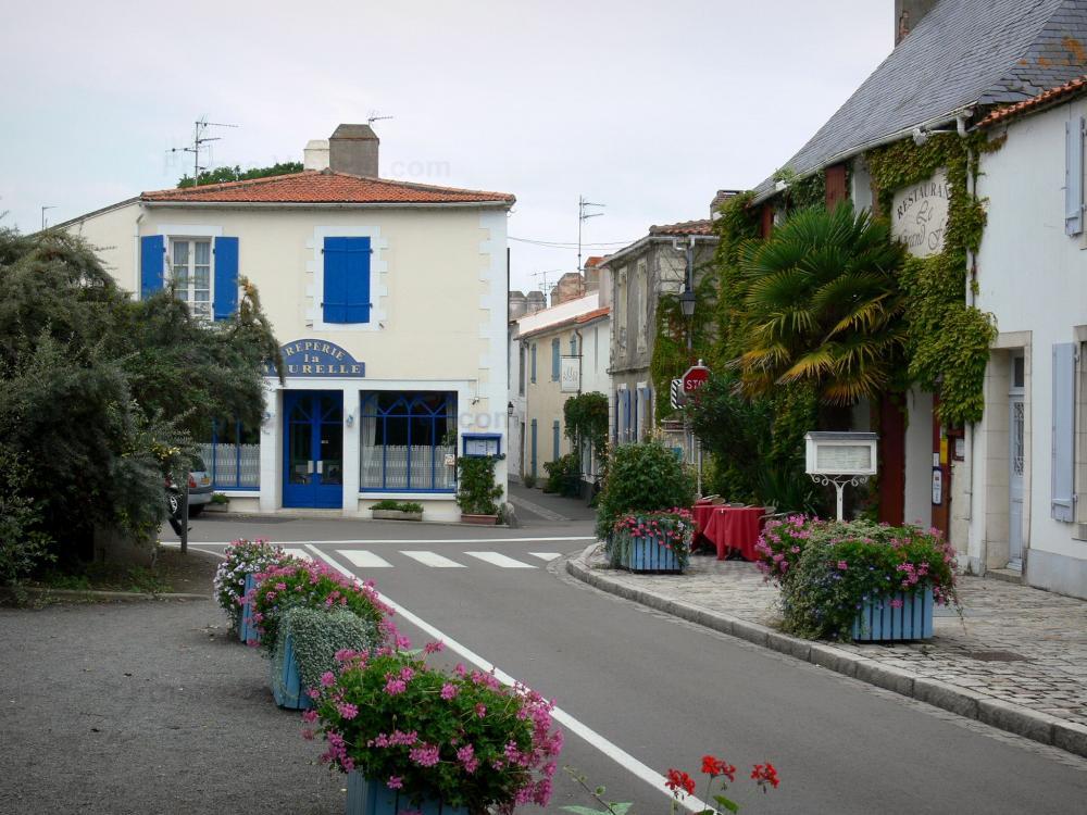 Photos l 39 le de noirmoutier guide tourisme vacances for Maison de l emploi noirmoutier