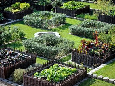 Le jardin de bois richeux guide tourisme vacances - Comment supprimer le liseron au jardin ...