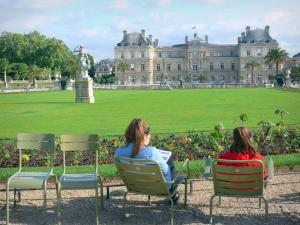 Jardin Du Luxembourg 19 Images De Qualite En Haute Definition
